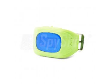 Lokalizator GPS W2 dla dziecka ukryty w zegarku