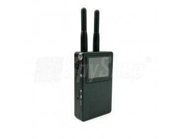 Detektor kamer bezprzewodowych WCH350X z rejestratorem obrazu