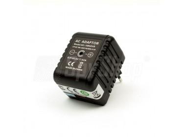 Mikrokamera ukryta w adapterze sieciowym FHD 1080P