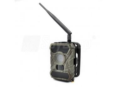 Bezprzewodowe wysyłanie zdjęć i wideo - kamera myśliwska s880g