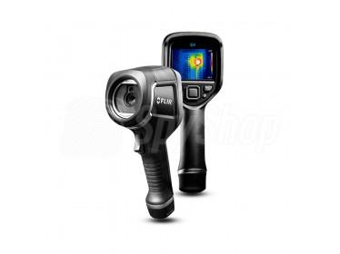 Kamera termowizyjna Flir EX nie tylko do audytu energetycznego