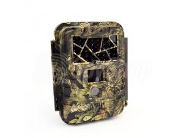 Monitoring zewnętrzny sklepu - wodoodporny Covert® Extreme Black 60