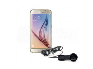 Zestaw do transmisji obrazu na żywo kamera CAM-L4050 i Samsung Galaxy S6