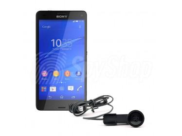 Zestaw Z3-L4050 do streamingu online - Sony Z3 Compact i minikamera CAM-L4050