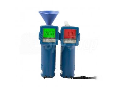 Policyjny alkomat elektrochemiczny z trybem pomiaru pasywnego Alco-Sensor FST