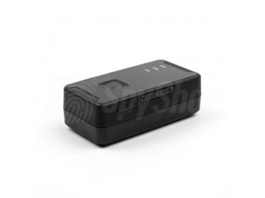 Lokalizator GPS GL300W do samochodu z łącznością GSM i archiwum tras