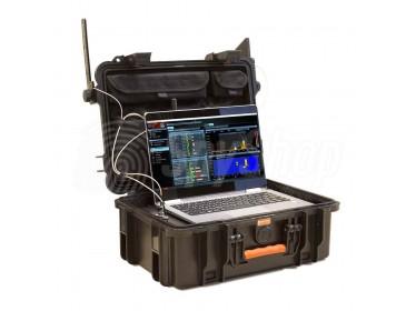 System do wykrywania podsłuchów i innych urządzeń inwigilacyjnych Delta X 2000/6