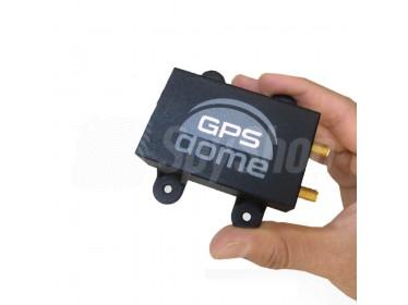 Zabezpieczenie sygnału GPS przed zagłuszaniem - GPSdome