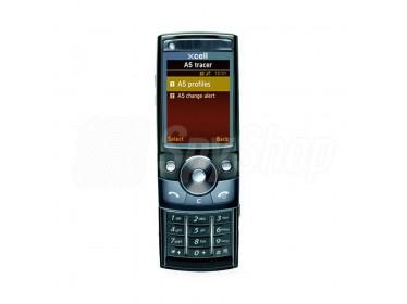 Szyfrujący telefon z dynamicznym numerem IMEI - XCell Dynamic IMEI