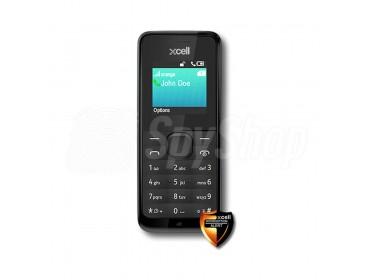 Bezpieczne konwersacje GSM - XCell Basic Dual SIM v2