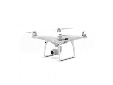 Dron Phantom 4 PRO - rejestracja obrazu z powietrza
