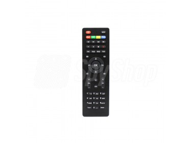 Kamera FullHD ukryta w pilocie TV - PV-RC10FHD