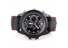 Kamera szpiegowska ukryta w zegarku naręcznym WW134
