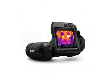 Kamera do badań termowizyjnych z laserowym dalmierzem - FLIR T530/540