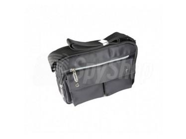 Dyskretna kamera szpiegowska ukryta w torbie - CM-HB18HD