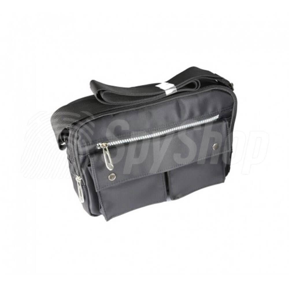 41cf9feaca2385 Dyskretna kamera szpiegowska ukryta w torbie - CM-HB18HD ...