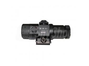 Oświetlacz podczerwieni do noktowizorów i kamer CCD Electrooptic IR-2000
