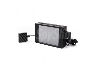 Rejestrator a/v PV-500HDW PRO dla prywatnego detektywa
