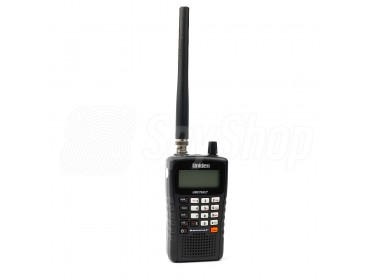 Skaner częstotliwości UBC75XLT dla początkujących spotterów