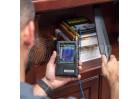 Wykrywacz transmisji analogowych, cyfrowych i sygnałów burst REI ANDRE