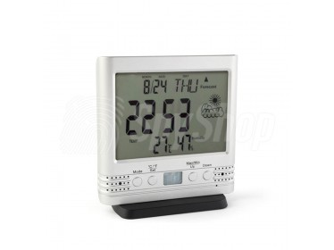Rejestrator PV-TM10FHD z czujnikiem ruchu PIR w wielofunkcyjnym zegarku