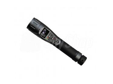 Kamera w latarce PV-LG60HD - czytelny obraz w jakości HD w dzień i w nocy