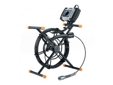 Kamera endoskopowa z 30 m przewodem i wytrzymałą sondą LevelFlex Laserliner