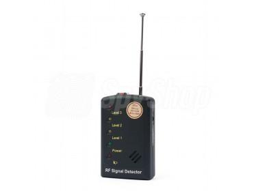 Kompaktowy wykrywacz kamer bezprzewodowych i podsłuchów SH-065
