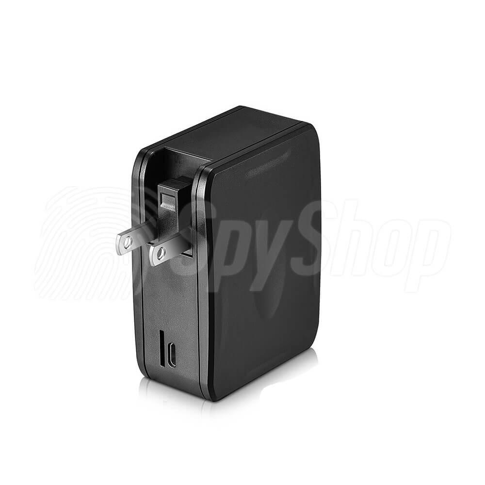 bc0fb02b67a25c ... ładowarce USB; Dyskretna kamera AC-T35 ukryta w sieciowej ładowarce ...