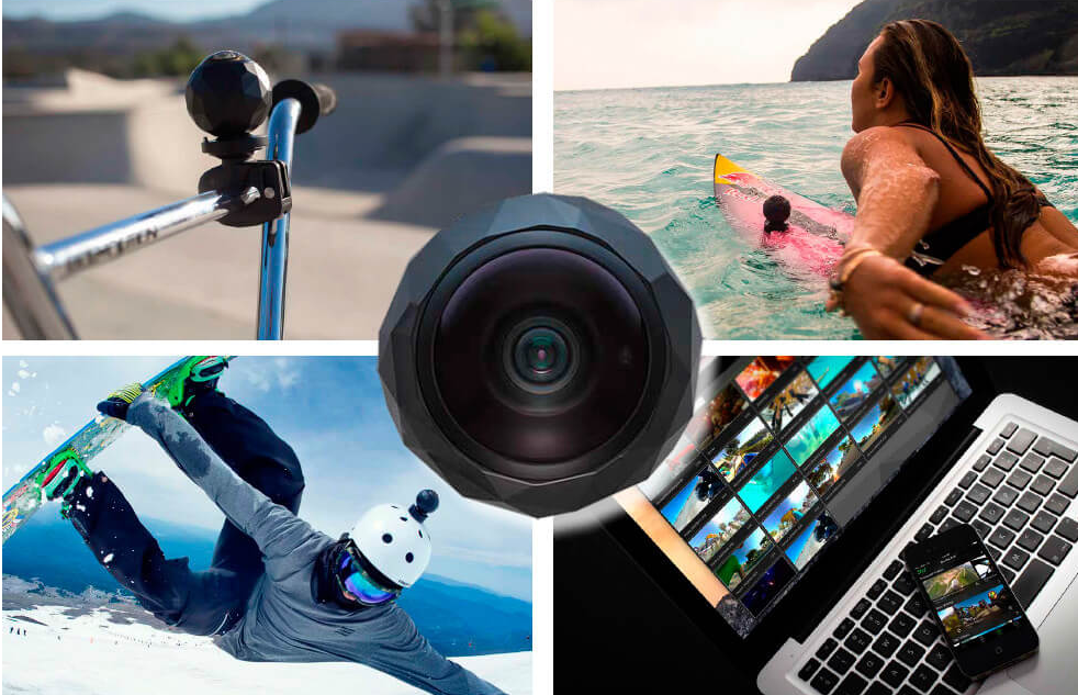 360fly spherical camera