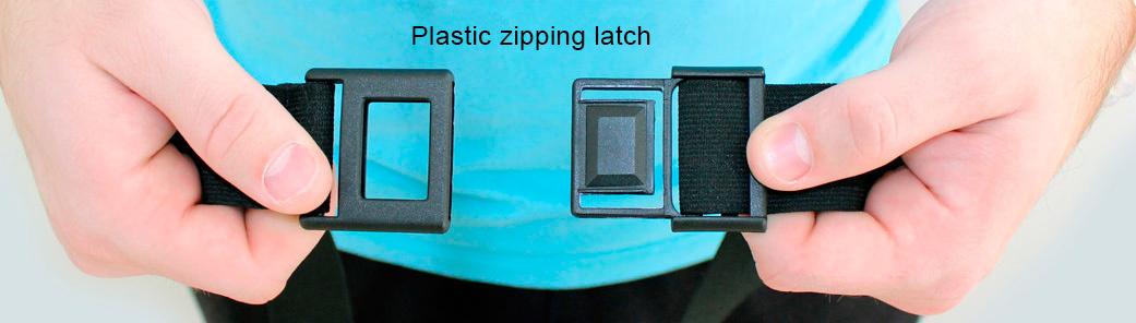 Case for set BYcom/MP3com - plastic latch